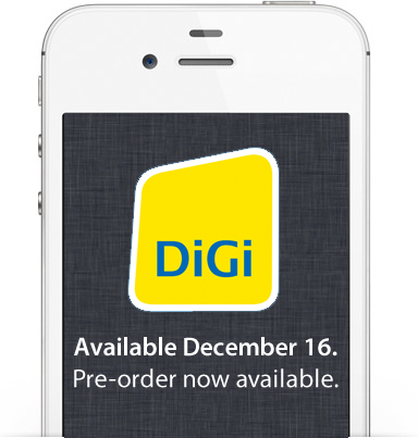 DiGi iPhone 4S – Everything You Need To Know