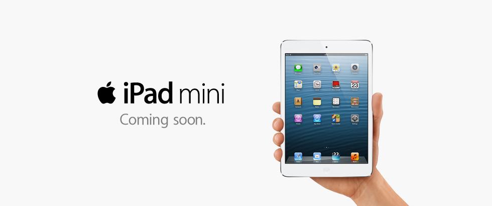 Celcom iPad mini